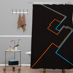 End of Line // Shower Curtain