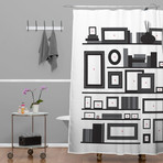 Image Not Found // Shower Curtain