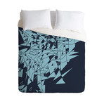 Glass DB // Duvet Cover (Twin)