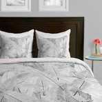 Feathered Light // Duvet Cover (Twin)