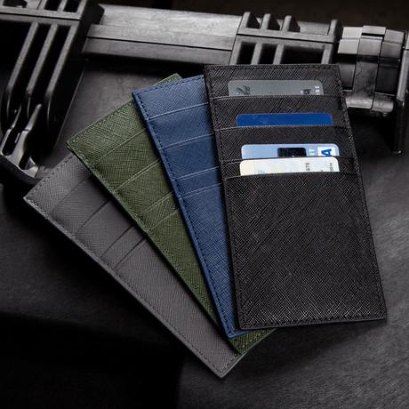 Breast Pocket Wallet (Grey)