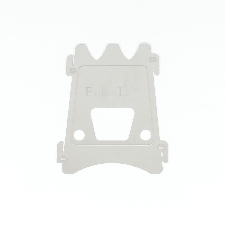 Emberlit UL Stove // Titanium - Emberlit - Touch of Modern