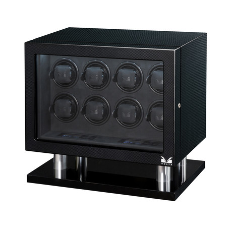 8 Watch Winder // Carbon Fiber