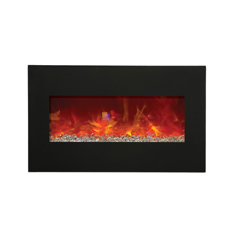 Amantii Easy Electric Fireplaces Touch Of Modern