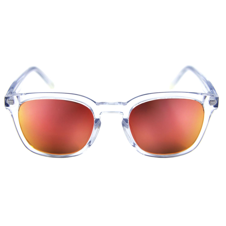 hudson orange lens made eyewear touch of