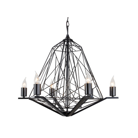 The Wright Stuff Chandelier