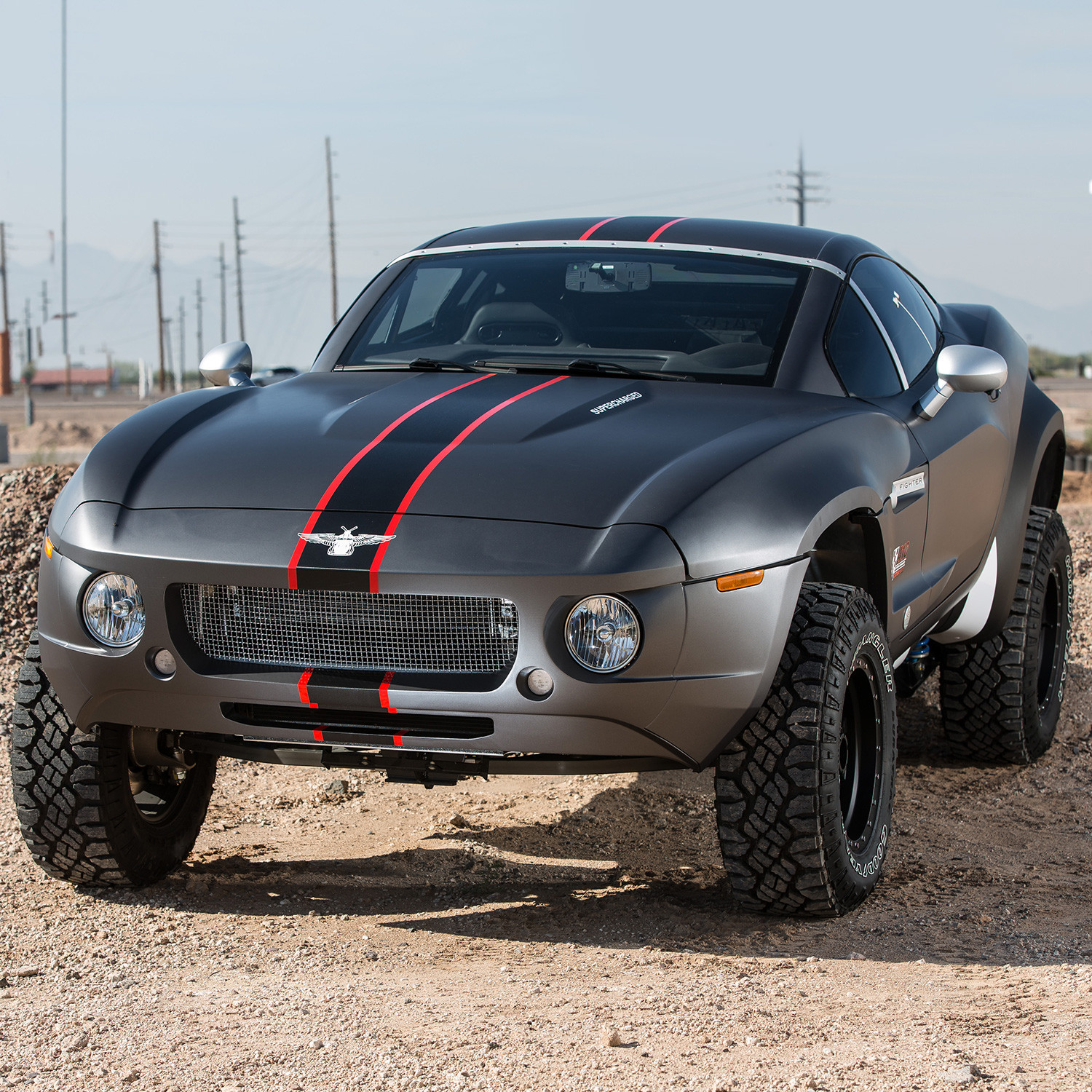 Rally fighter local motors touch of modern for Local motors rally fighter for sale