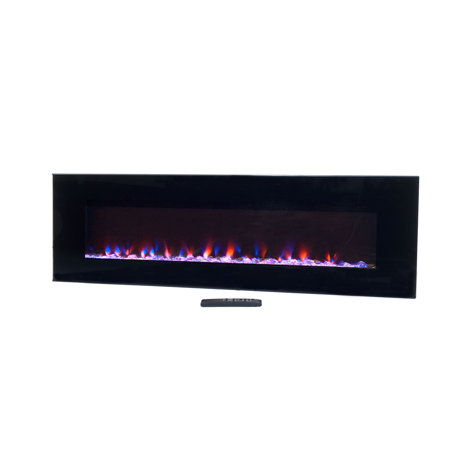 Northwest Led Electric Fireplace Remote Fire Amp Ice