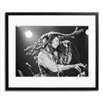 "Bob Marley Roxy Dancing (12"" x 16"")"