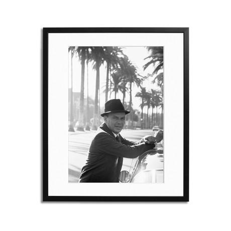 """Frank Sinatra in Los Angeles (12"""" x 16"""")"""