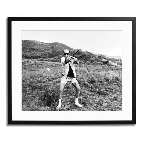 "Hunter S. Thompson // Aspen 1976 (12"" x 16"")"