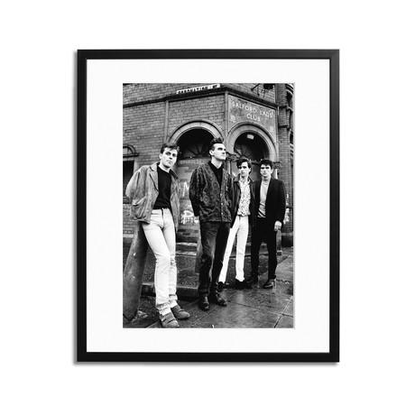 "The Smiths // Salford Lads Club (12"" x 16"")"