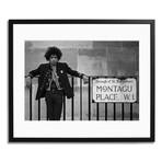 "Hendrix Montagu Place (12"" x 16"")"