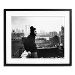 """Al Pacino in New York (12"""" x 16"""")"""