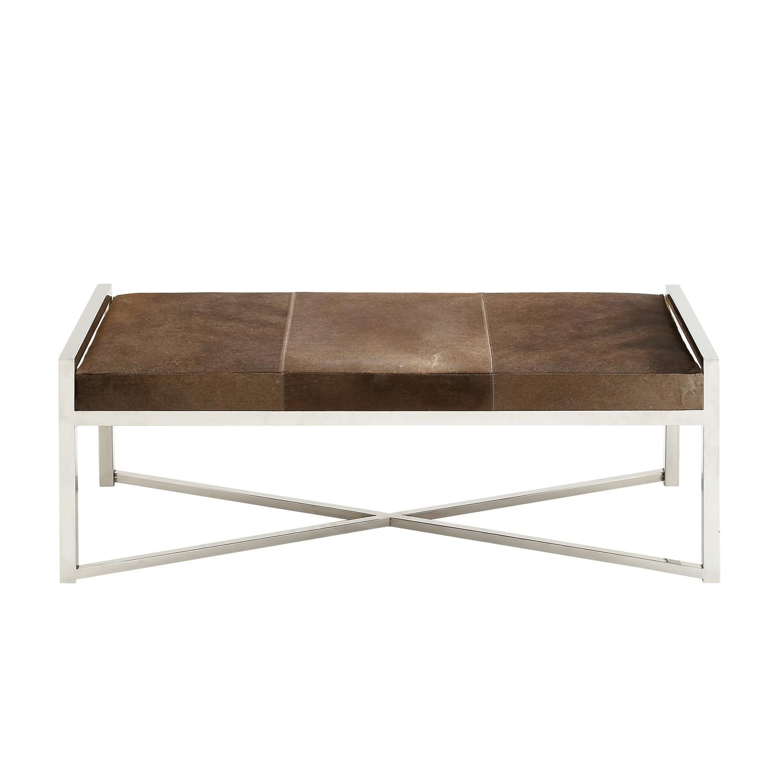 Modern Bedroom Bench Stainless Steel Bedroom Bench Universal Innovative Designs Inc