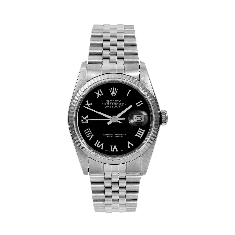 Rolex Men #39 s Datejust // c 1970s/1980s