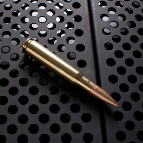 50 Caliber Bullet Beer Tap Handle