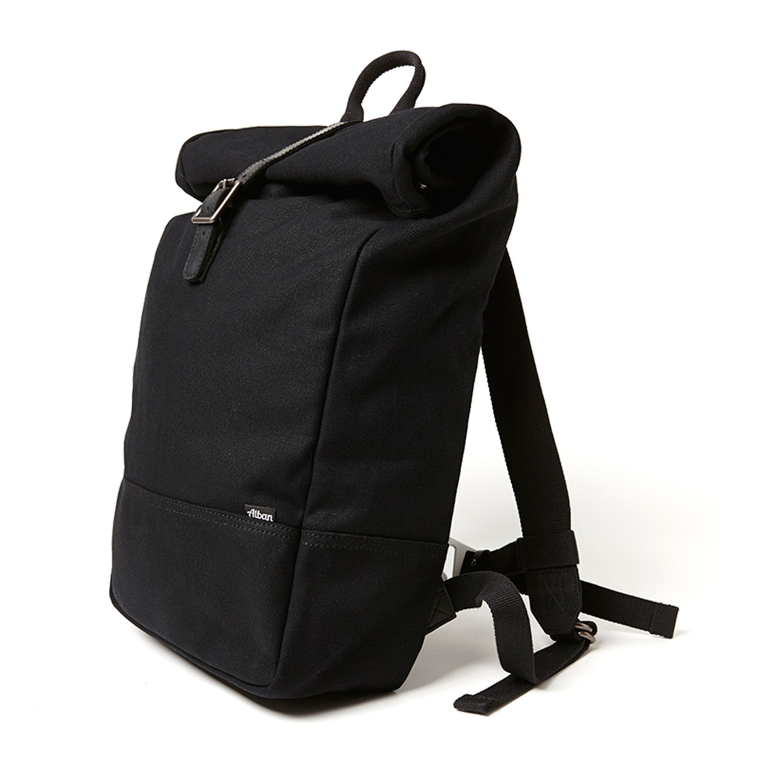 Roll Top Backpack Alban Bike Bags Touch Of Modern