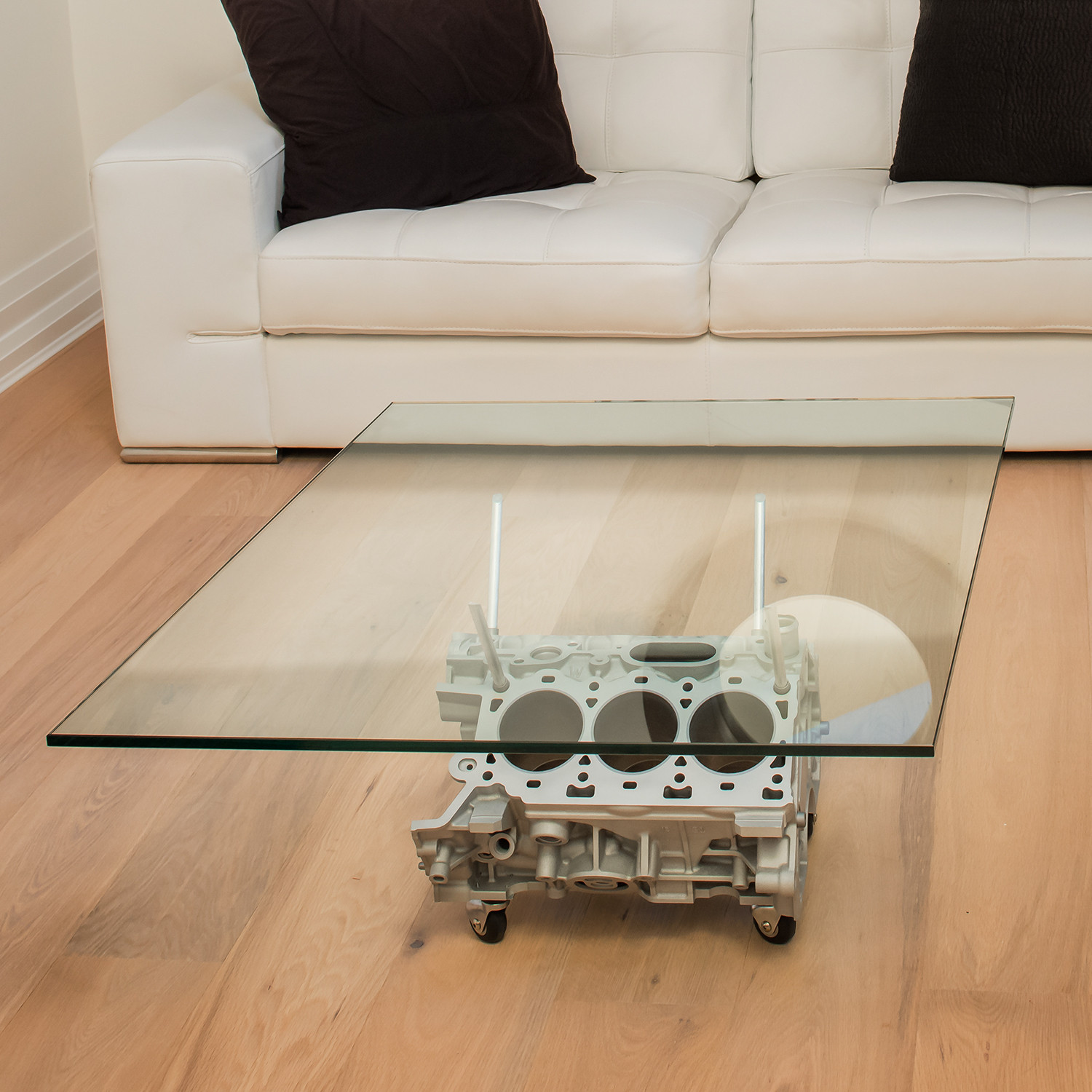 Rl Craft Engine Coffee Tables Touch of Modern