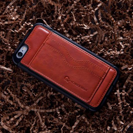 Ghostek // Stash iPhone 6 Case // Brown