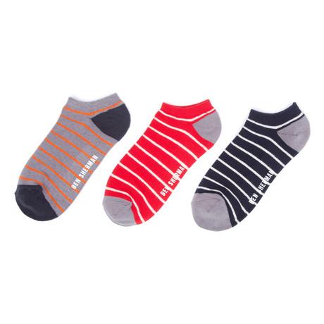 Manaslu Trainer Sock 3-Pack // Multi