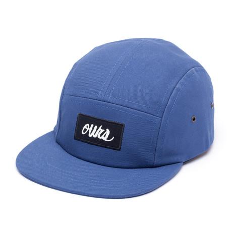 Canvas Camper Hat // Teal