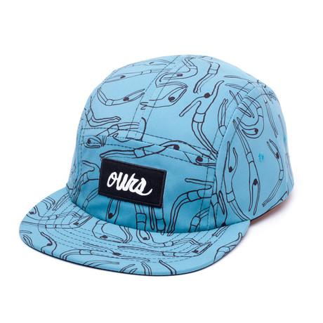 Dive Camper Hat // Turquoise