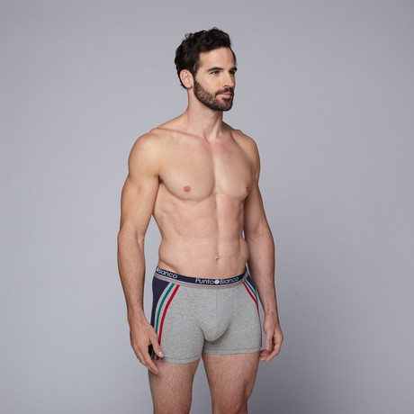Diversity Boxer  // Grey