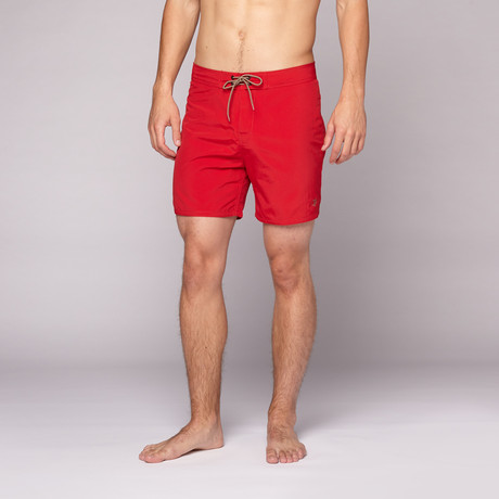 Solid Boardies // Red