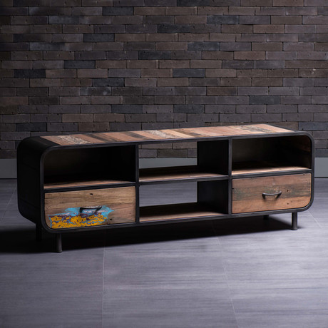 Two Drawer // TV Unit