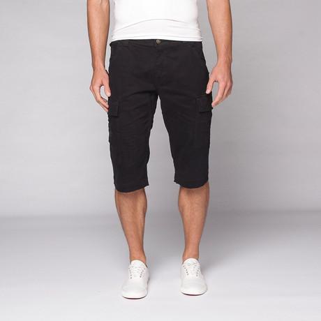 Cargo Short // Black