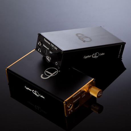 Theorem 720 DAC // D/A Converter + Headphone Amp for Apple
