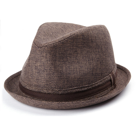Trilby // Brown