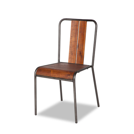 Manhattan Dining Chair // Stackable // Set of 4
