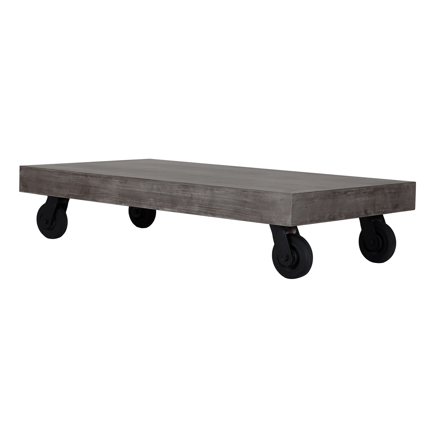 Vega Coffee Table on Wheels Furniture Maison Touch of Modern