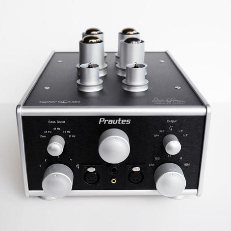Prautes Vacuum Tube Headphone Amp