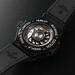 Hublot Big Bang Automatic Black Ceramic // 365.CM.1110.LR