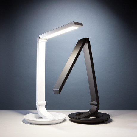 Eyeshield Yt007 Led Desk Lamp White Art Light