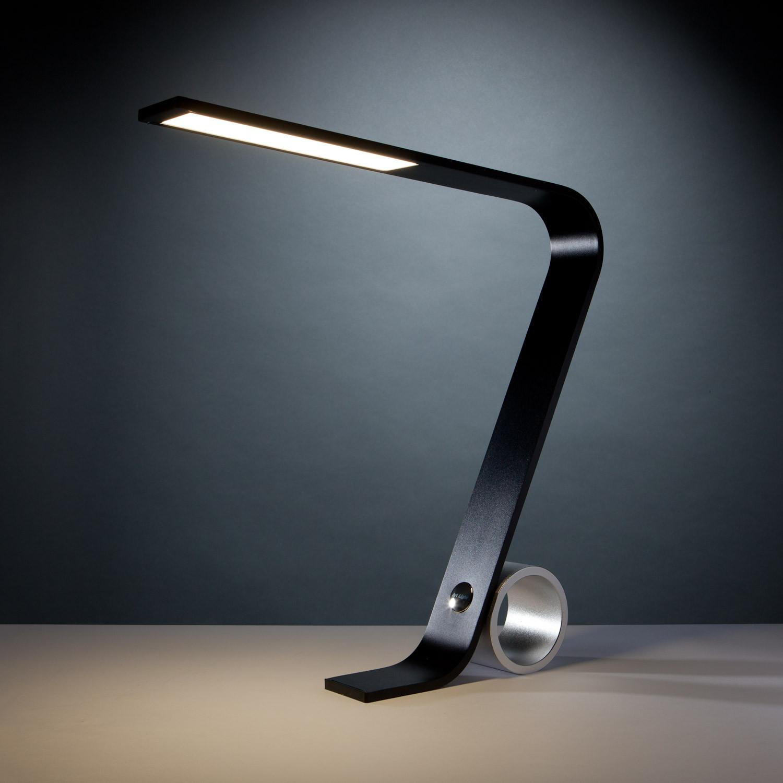 Desk Light For Art: Business // YT006 // LED Desk Lamp (Silver)