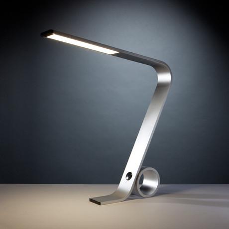 art light led desk lamps touch of modern. Black Bedroom Furniture Sets. Home Design Ideas