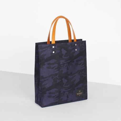 Nick Camo3 Tote Bag