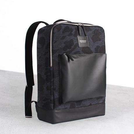 Dean A4 Camo Backpack