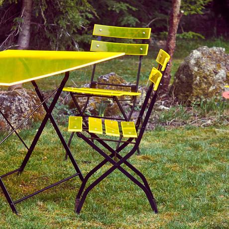 Cazador-Del-Sol ® // Set van 2 // Gloeiende Chair