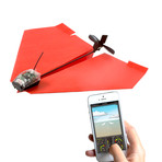 PowerUp 3.0 // Smartphone Controlled Paper Air Plane Set