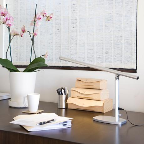 LUX Bar LED Task Light // Aluminum