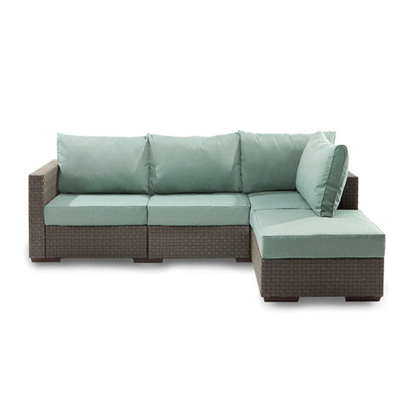 Outdoor Chaise Sectional