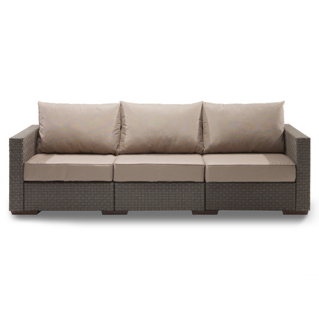 Outdoor Long Sofa