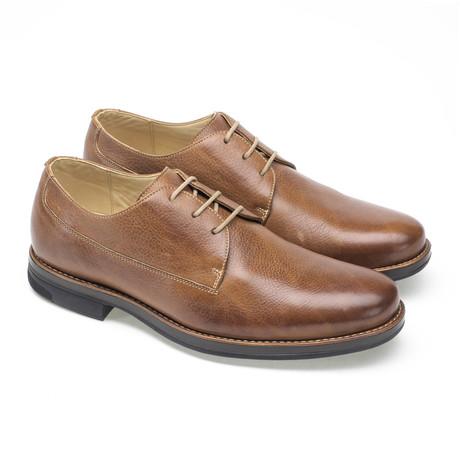 Anatomic & Co. // Peixe Lace Up Shoe // Cognac (Euro: 48)