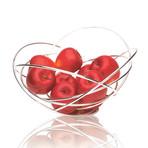 Potenza Fruit Holder (Stainless Steel)
