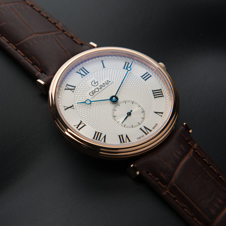 Grovana Watch - Tradition of Time